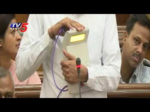 Massive Drama in Delhi Assembly Over EVM Tampering | TV5 News