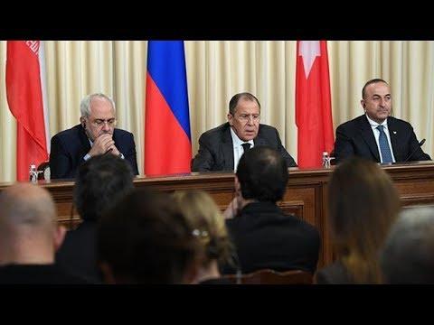 Iran, Russia, Turkey signed the $7 billion drilling deal .
