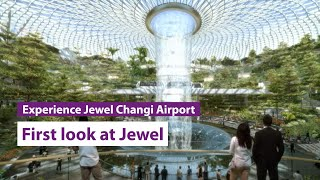 Download lagu A First Look: Jewel Changi Airport