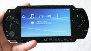 Original Sony PSP In 2019! (14 YEARS LATER) (Review)
