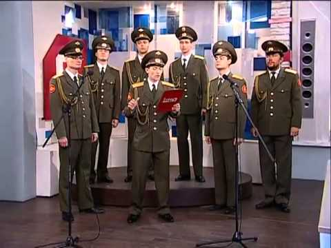 Adele's Skyfall Performed By Russian Army Choir