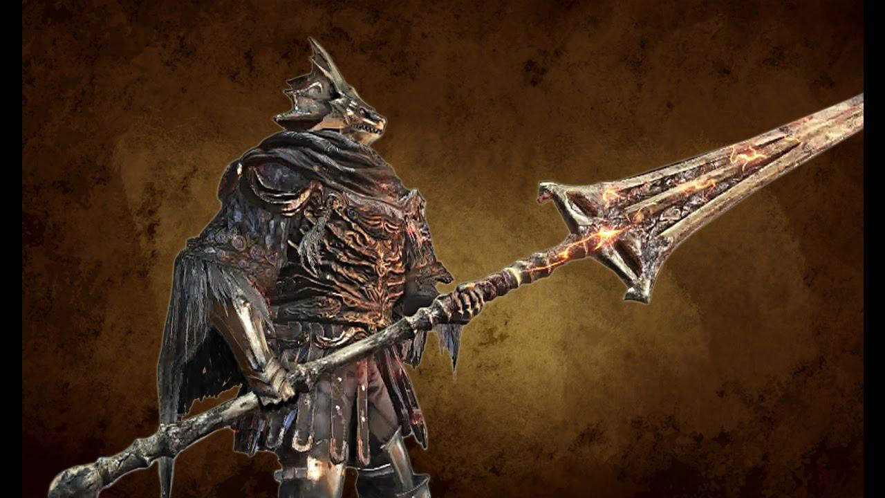 Dark Souls 3 PvP - DragonSlayer SwordSpear