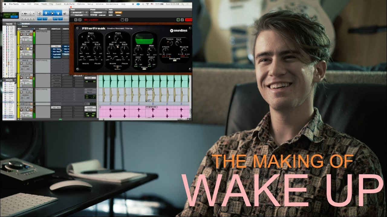 "The Making of ""Wake Up"" with Brother"