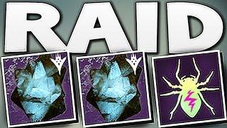 Destiny - RAID CHALLENGE MODE !!