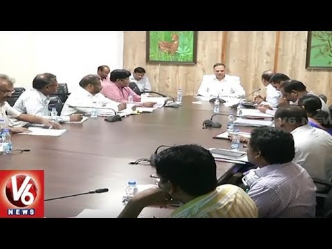 Telangana Govt Employees Association Meets CS SK Joshi Over Transfers And Promotions | V6 News