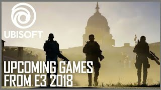 Upcoming Games on E3 2018 | Ubisoft | PS4 | Xbox One | PC