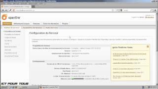 Tchat instantané avec Openfire: tutoriel complet + Bêtisier