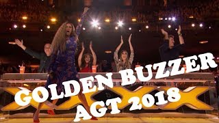 BEST GOLDEN BUZZER AUDITIONS 2018 AMERICA'S GOT TALENT 2018