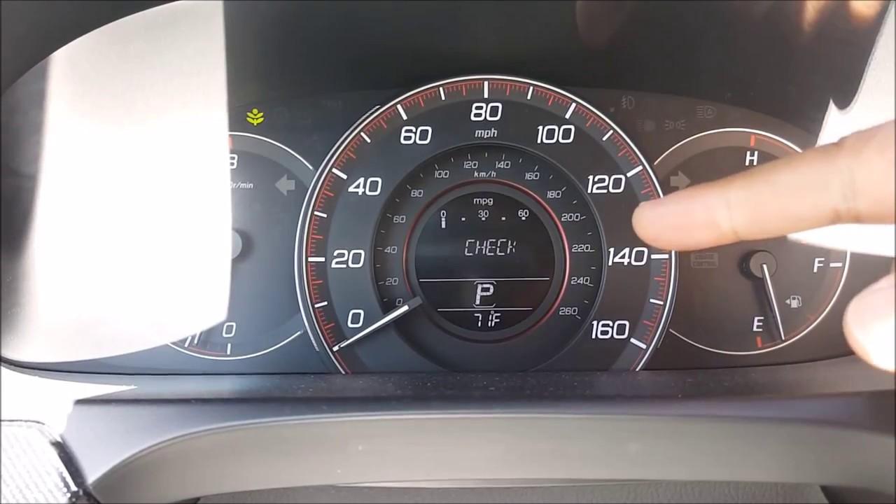Fix Check Fuel Cap Warning Light