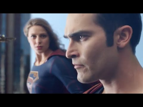 Supergirl - Season 2 - Team Up | official trailer (2016)