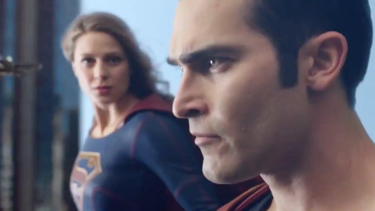 Supergirl Season 2 Team Up Official Trailer 2016