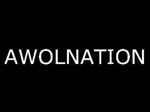 Sail - AWOLNATION - With Lyrics