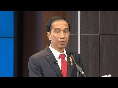 Pres. Joko Widodo, Indonesia: Islam and democracy