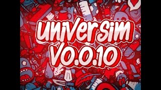 TUTORIAL para descargar UNIVERSIM v0.0.10 ultima version