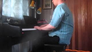 Niin kaunis on maa piano cover