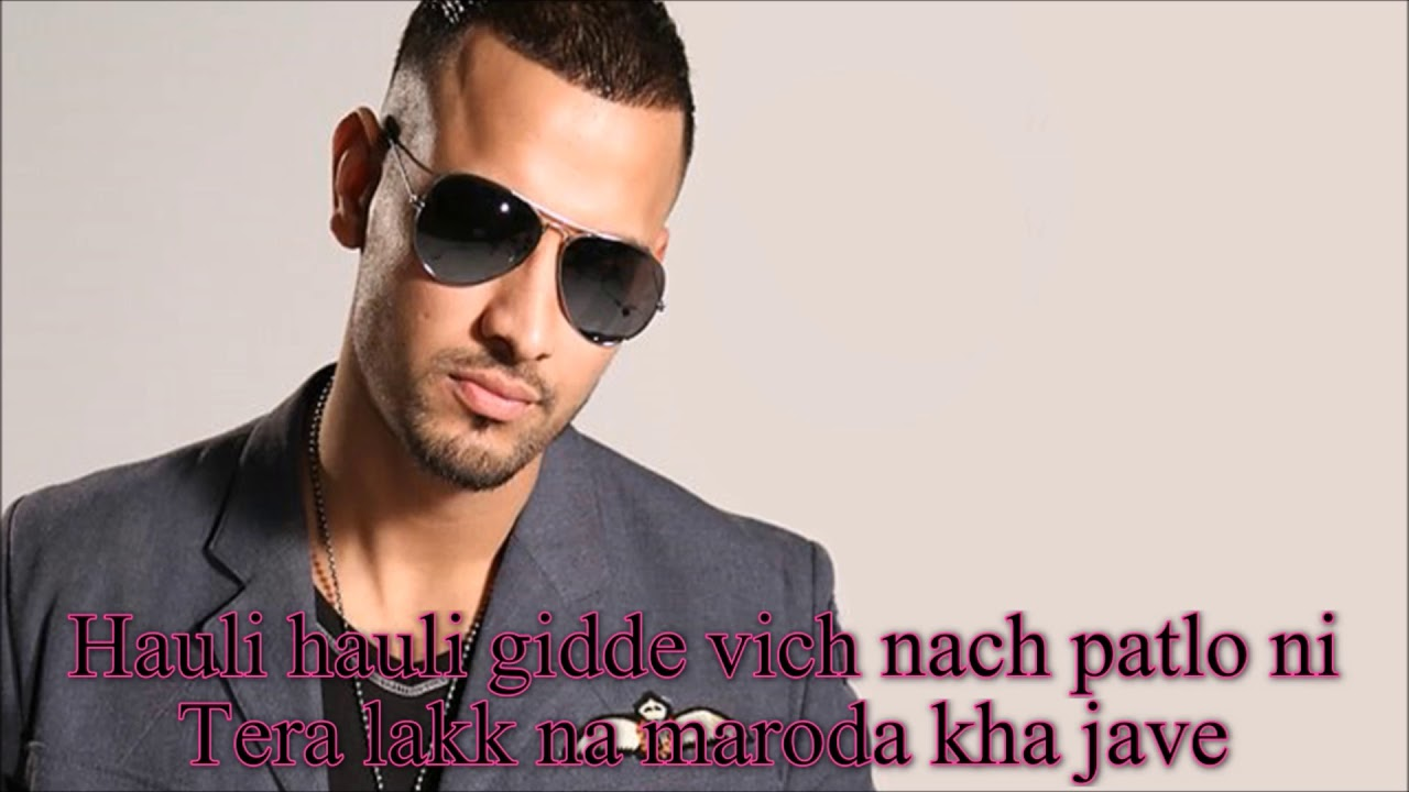 yeah baby lyrics garry sandhu latest punjabi song 2018