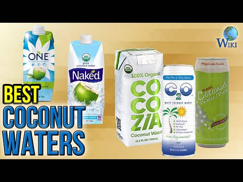 10 Best Coconut Waters 2017