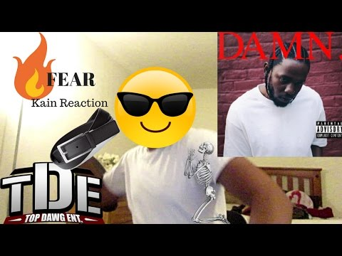Kendrick Lamar FEAR REACTION!!!