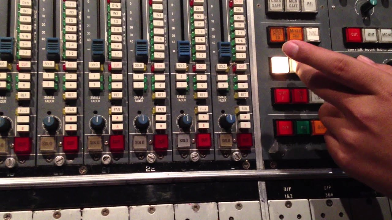 firing up the neve vr60 youtube rh youtube com neve vr dimensions neve vr console manual