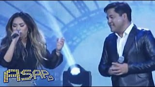 Jessica Sanchez sings 'Ikaw' with Martin Nievera