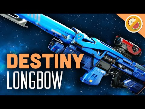 DESTINY Y-09 Longbow Synthesis Legendary Sniper Rifle Review (Year 2)