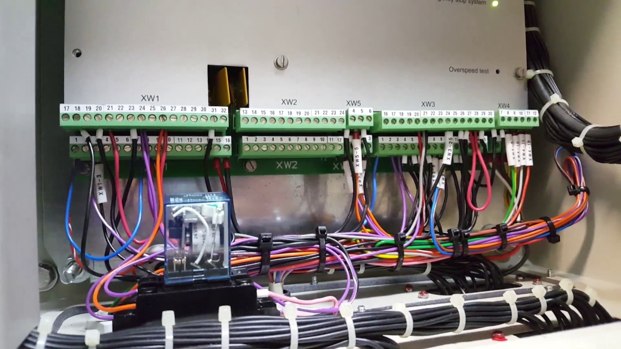 Man and Böning control and monitoring system problem by Restoretronic -  Marine electronic repair
