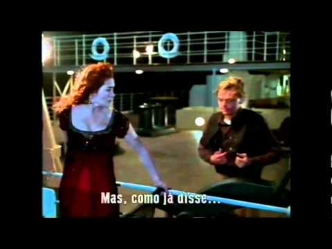 titanic movie rose sketch scene parody doovi