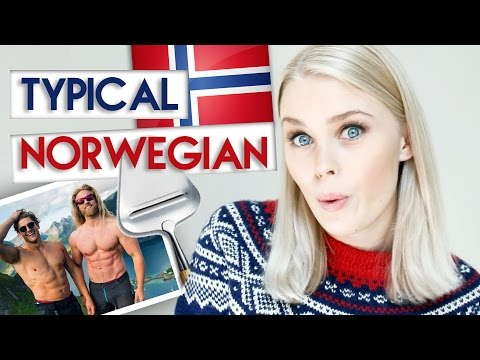 Typical Norwegians • Funny Things About People in Norway