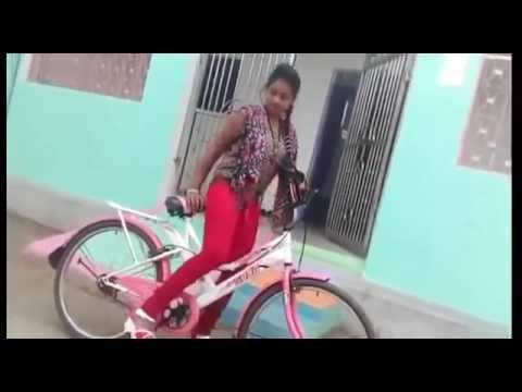 Cycle se aaya selem sadri song, sambalpuri album video