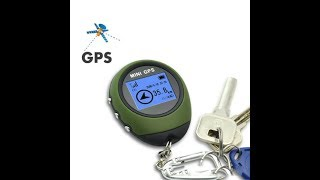 GPS Трекер туристичний для піших походів Розпакування