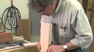 How To Cut Greene & Greene Finger Joints