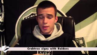 Michael Crabtree signs with Raiders & How it affects the draft - The Shield Nation