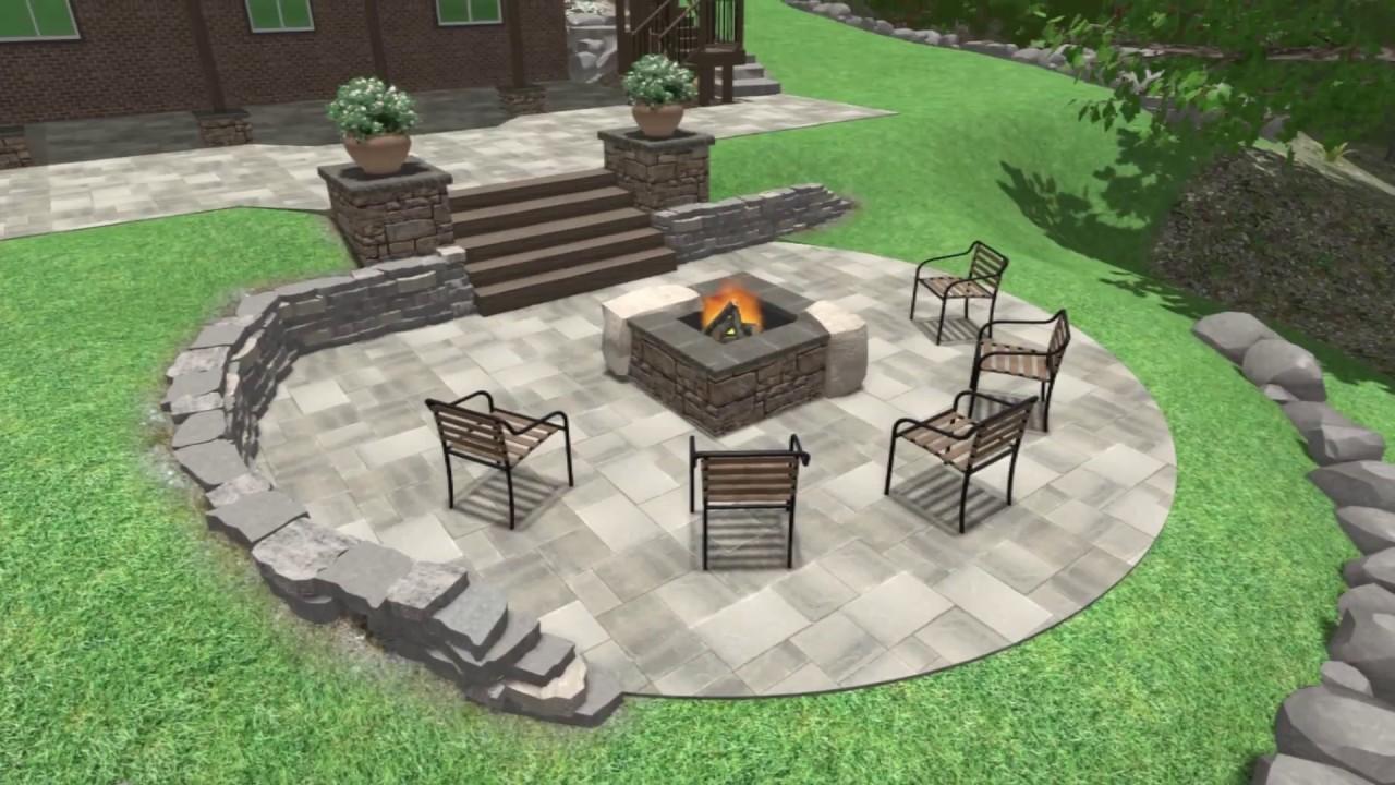 front & backyard landscaping