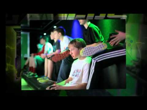 Gamers Ride - The Ultimate Video Game Truck Birthday Party -