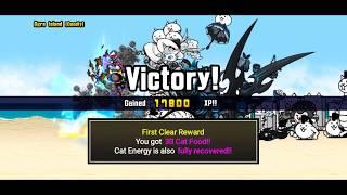 Fish maniac - The battle cats (Ogre Island)