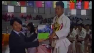 ရန္ကုန္ၿမိဳ႕တြင္ (၁၃)ႀကိမ္ေျမာက္ Japan Camp Judo ၿပိဳင္ပြဲဆုေပးပြဲက်င္းပ