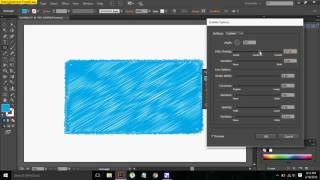 How to add Scribble effect in Illustrator.