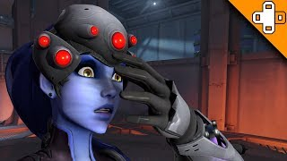 Widowmaker is SHOCKED by What She Sees - Overwatch Funny & Epic Moments 692