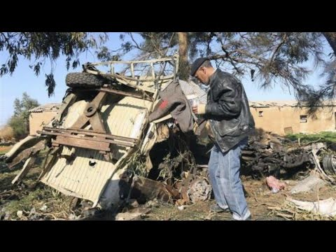 Suicide attack: 13 soldiers dead in suicide bombing at Libya checkpoint
