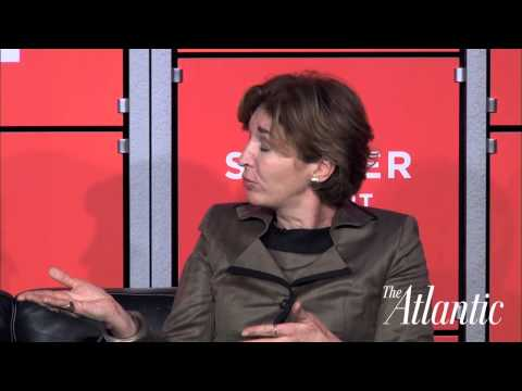 Anne-Marie Slaughter: After Why Women Can't Have it All