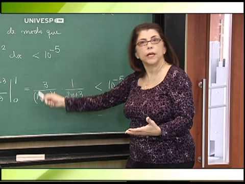 Cálculo II - Aula 7 - Parte 1 - Resolução de problemas e exercícios da lista 1