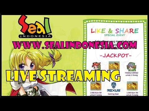 Seal Online Indonesia (New Server) !!! (CBT)