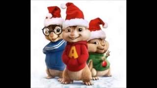 Les chipmunks - Le père noël n'existe pas (Les chanteuses)