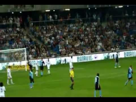 140 ans du HAC - Zinedine Zidane au Stade Océane le Havre