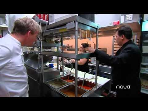 Pesadilla en la cocina 3x09 Anna Vincenzo