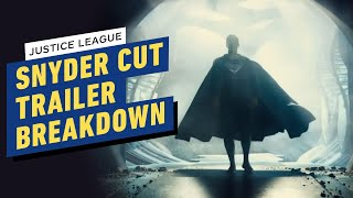 Justice League: The Snyder Cut Trailer Breakdown | DC FanDome