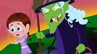 Halloween Is Back | Schoolies Cartoons And Song For Children