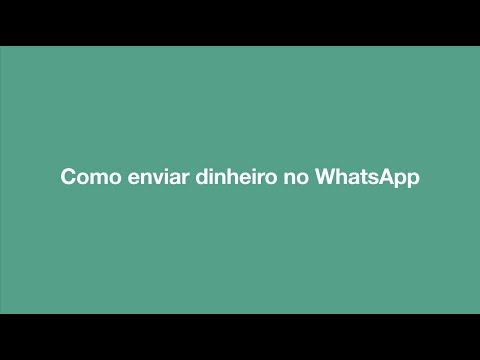Como enviar dinheiro no WhatsApp? | Pagamentos no WhatsApp com Nubank