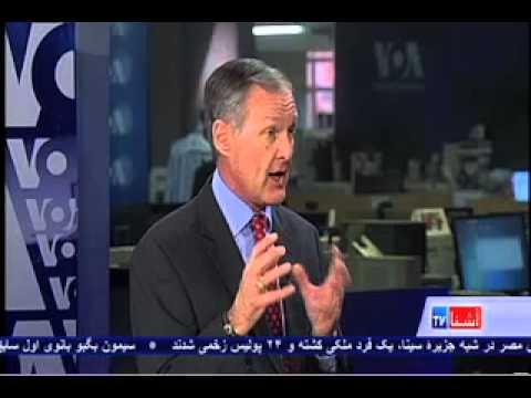 Retired Gen. David Barno discuss US Military role in Afghanistan - VOA Ashna