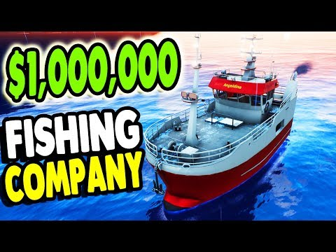 Going for $1,000,000 BANK ROLL & MONEY FOR NEW SHIP | Fishing: Barents Sea Gameplay